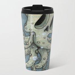 Nasty octopus Metal Travel Mug