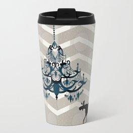 A Moose finds home Travel Mug