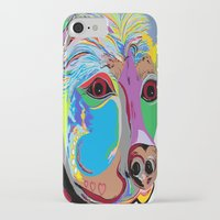 rottweiler iPhone & iPod Cases featuring Rottweiler by EloiseArt