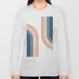 70s Rainbow Long Sleeve T-shirt