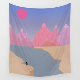 Girls' Oasis 2 Wall Tapestry