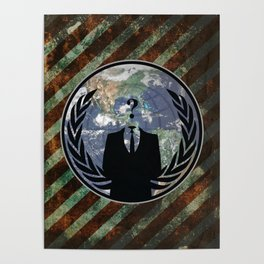 World Wide Anonymous Poster