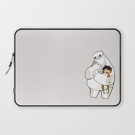 Hero's Long Day Laptop Sleeve