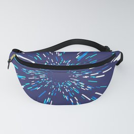 Space Trip 3 Fanny Pack