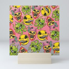 Cool Creatures Mini Art Print