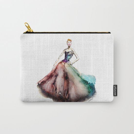 Prima Ballerina Carry-All Pouch
