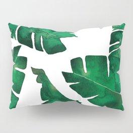 Banana leafs Pillow Sham