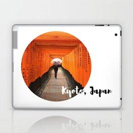 Fushimi Inari Taisha Laptop & iPad Skin