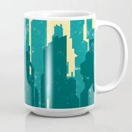 Damaged City Landscape. Coffee Mug