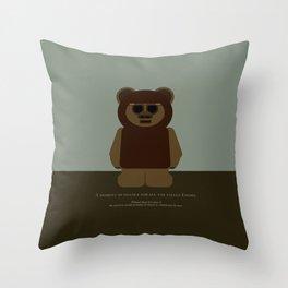 Ewoks! Throw Pillow