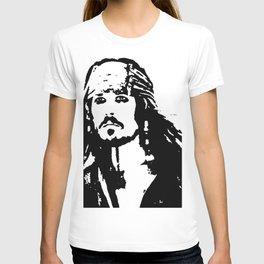 pirates caribbean sea T-shirt