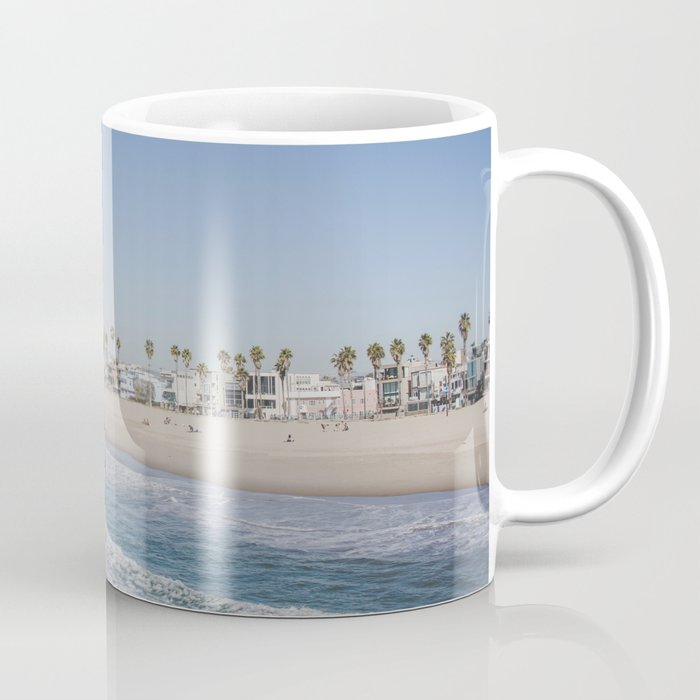 California Dreamin - Venice Beach Coffee Mug