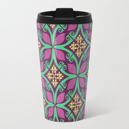 Baroque Travel Mug
