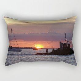 goodnight fernandina Rectangular Pillow