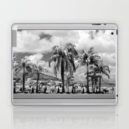 Palm Trees in the Suburbs Laptop & iPad Skin