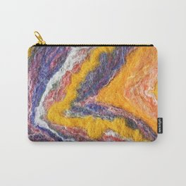 FELT Expressions - Earth Rainbow I Carry-All Pouch