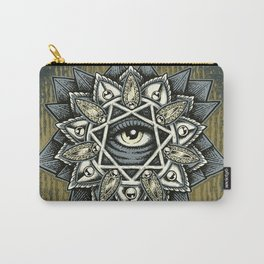 Seven Rays of Creation Classic Carry-All Pouch