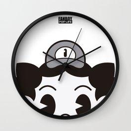 Loui Da Fou Wall Clock