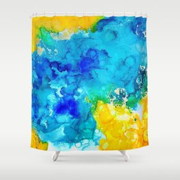 P R E S E N T Shower Curtain