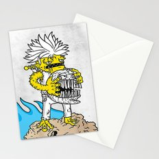 60 go 40 Stationery Cards