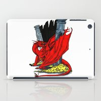 smaug iPad Cases featuring Smaug the Stupendous by Lydia Joy Palmer