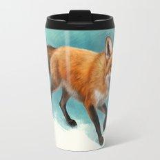 Fox walk Travel Mug