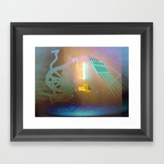Basmekfi Framed Art Print