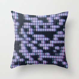 Painted Attenuation 1.4.4 Throw Pillow