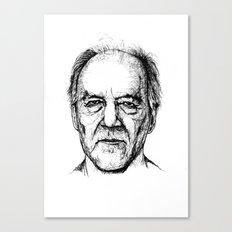 herzog Canvas Print