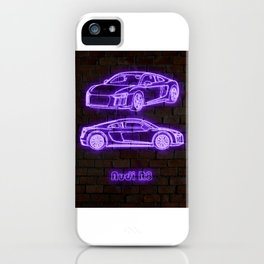 AudiR8 iPhone Case