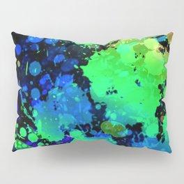 Splashed-PB-11 Pillow Sham