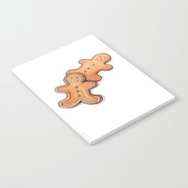 Desserts: Gingerbread Notebook
