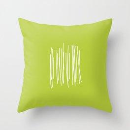 Wood - Minimal FS - by Friztin Throw Pillow