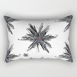 Atoms Rectangular Pillow