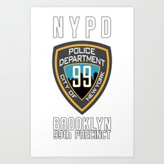 Brooklyn's Finest Art Print