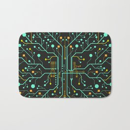 Brain Tech Bath Mat