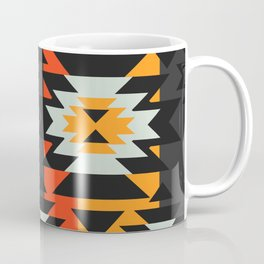 Aztec geometry Coffee Mug