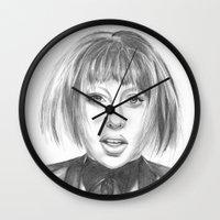 artpop Wall Clocks featuring ARTPOP by ArtLm