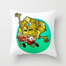 Hey Bob!!! Throw Pillow