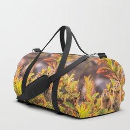 Autumn Picnic Duffle Bag