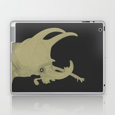 All lines lead to the...Inverted Rhino Beetle Laptop & iPad Skin