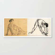 Human beings Canvas Print