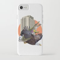 cage iPhone & iPod Cases featuring Cage home by Lerson