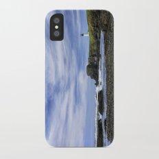 Yaquina Lighthouse Slim Case iPhone X