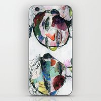 valentines iPhone & iPod Skins featuring Valentines by julia antica dean