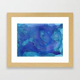 Abstract No. 143 Framed Art Print