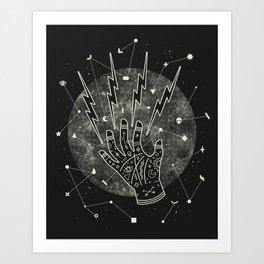 Moonlight Magic Art Print
