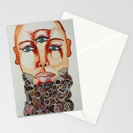Billy Zane 3rd Eye Enlightenment Stationery Cards