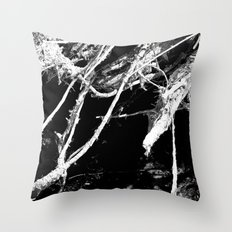 Branch Abstract Throw Pillow