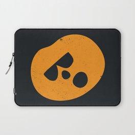 Boo Pumpkin Laptop Sleeve